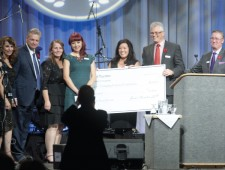Over $75,000 Raised for Changing Futures at Gala